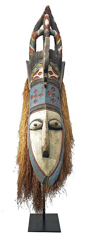Baga/Nalu Banda Mask 6...