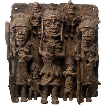 Benin Plaque 18, Nigeria
