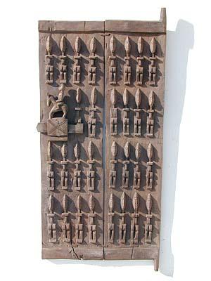 sc 1 st  Hamill Gallery of African Art & Dogon Granary Door 30 Mali