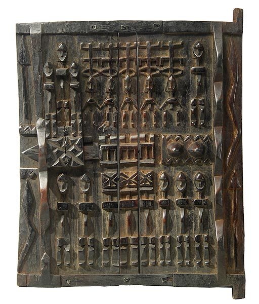 Dogon Granary Door 49 Mali
