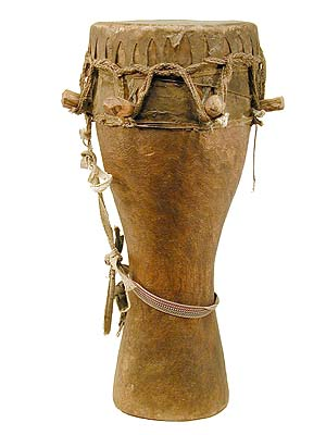 West African Djembe Drums