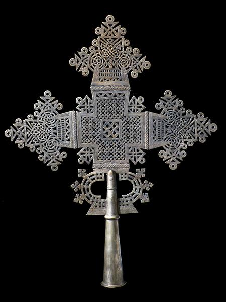 Ethiopian Cross 325