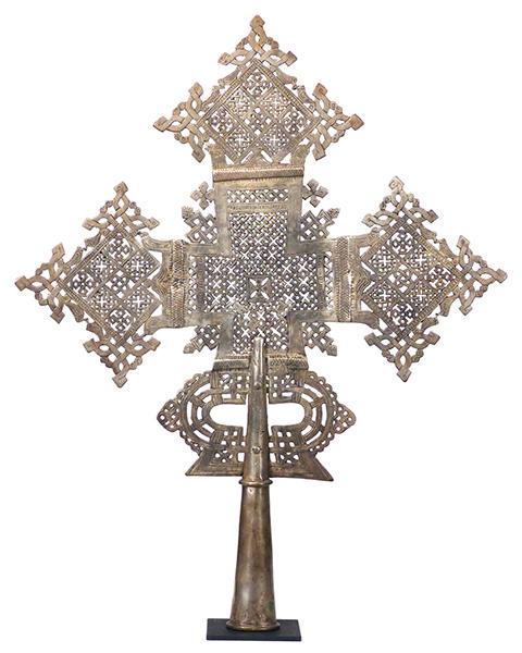 Ethiopian Cross 324
