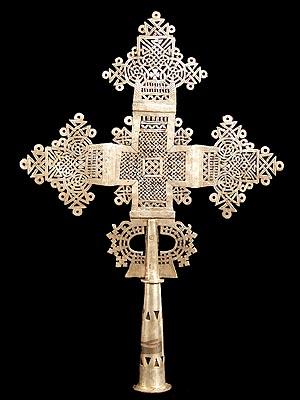 Ethiopian Cross 305