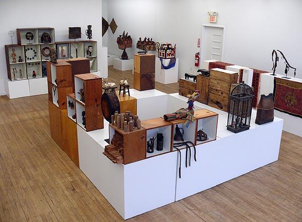 Cabinet Of Curiosities Exhibition
