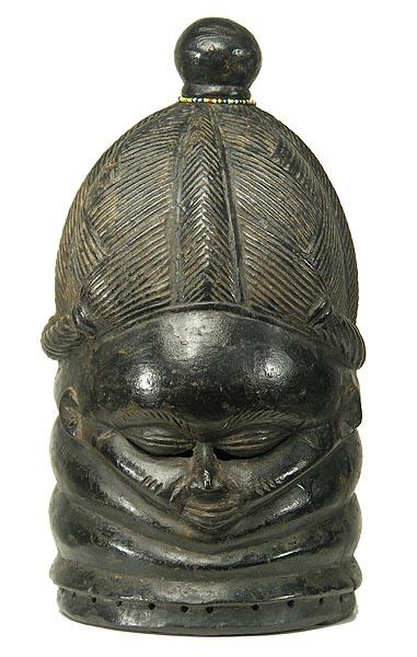 Mende Helmet Mask 53