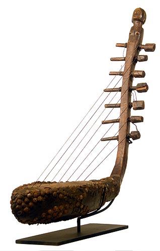 Sukuma Harp 101