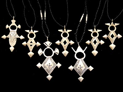 Tuareg pendants 14 through 20 niger mozeypictures Image collections