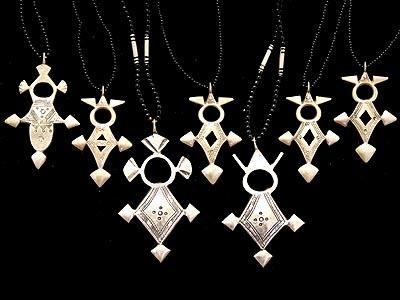 Tuareg pendants 14 through 20 niger mozeypictures Images
